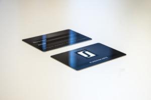 Kundenkarte Plastik