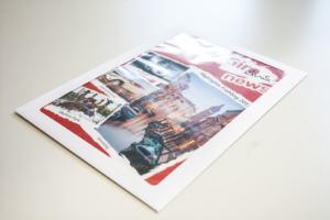 Kuvert Panoramafenster