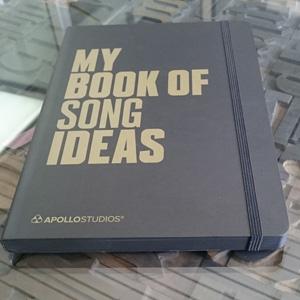 Notizbuch, Klebebindung, mit und ohne Personalisierung
